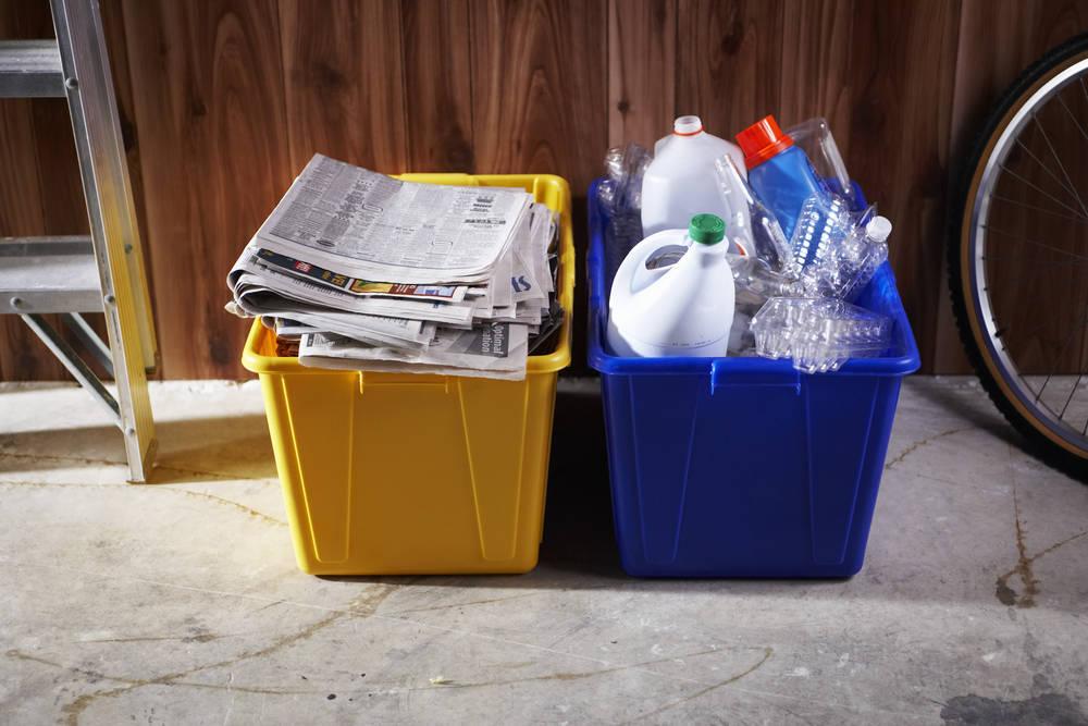 El reciclaje en la jardinería y en nuestro día a día