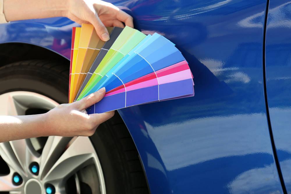 Cómo pintar tu coche en sencillos pasos