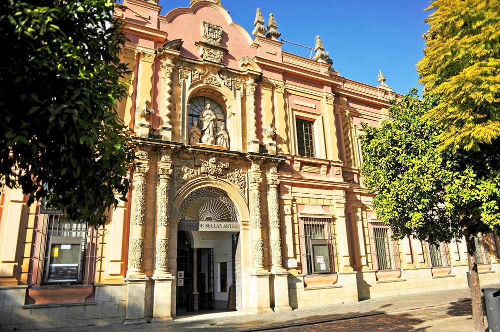 De paseo por el Museo de Bellas Artes de Sevilla
