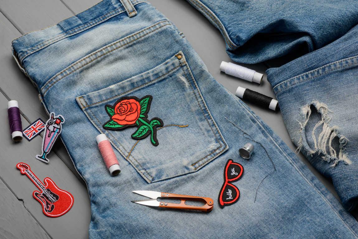 Si quieres destacar, personaliza tu ropa