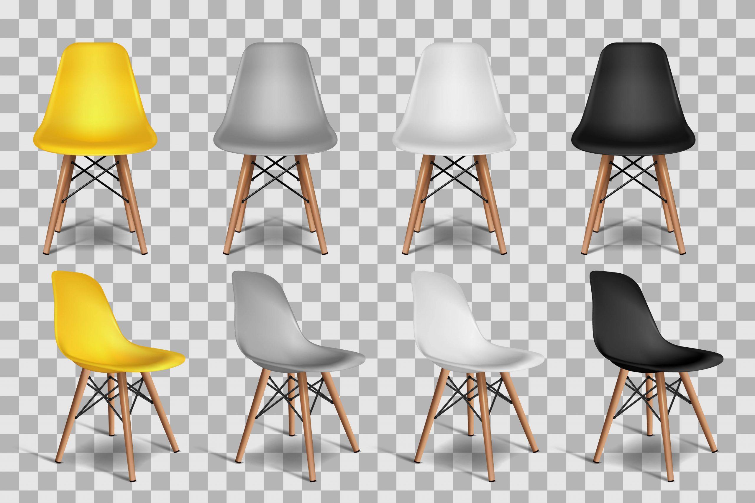 Una y tres sillas, arte conceptual en estado puro