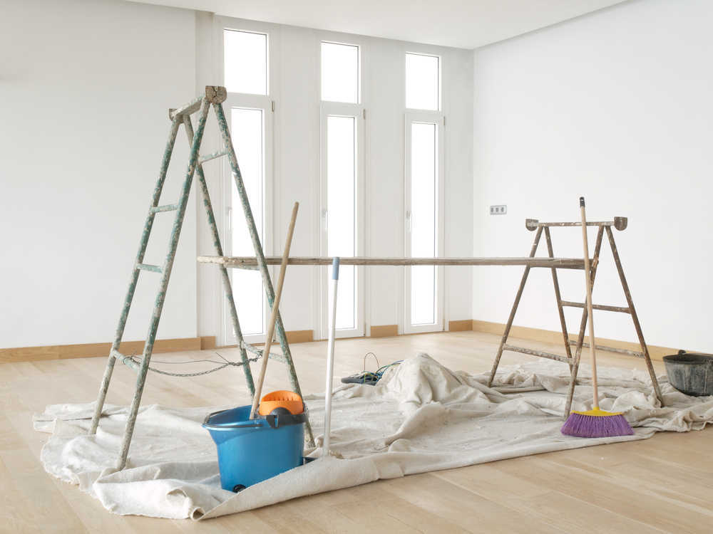 La reforma de una casa con éxito