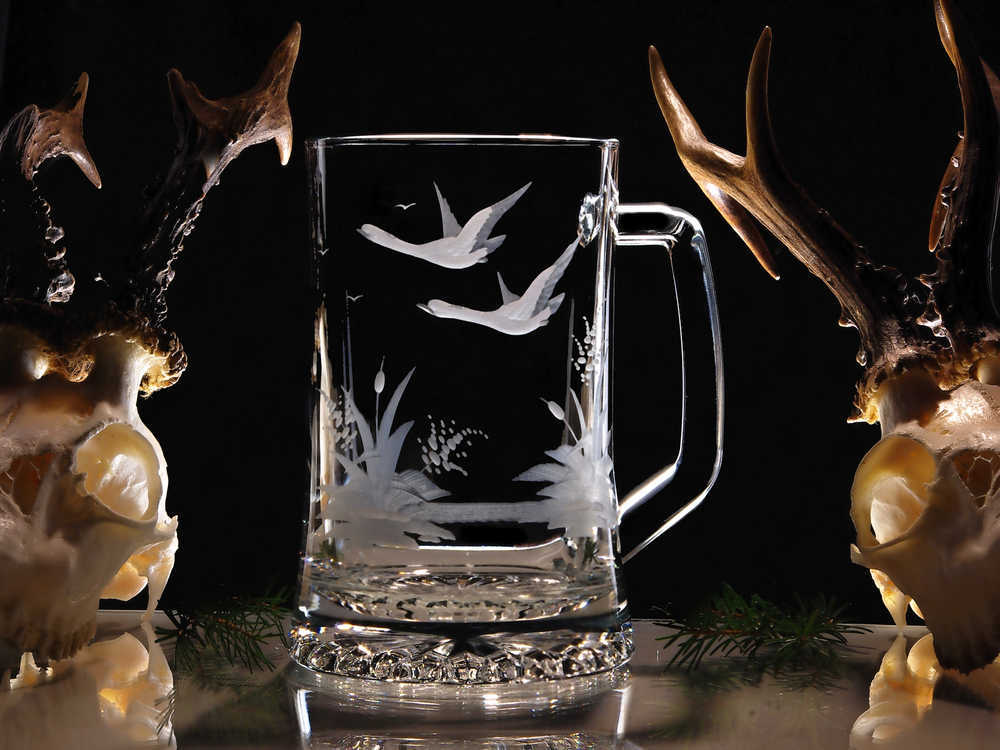Grabados en vidrio: una manera creativa y original de hacer publicidad