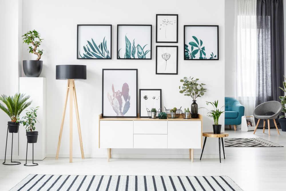 La importancia de tener arte en casa